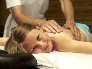 Детский массаж в Анапе
